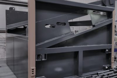 Geräte zum Sieben von Baustoffen