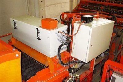 Automatische Beimengungstrennung