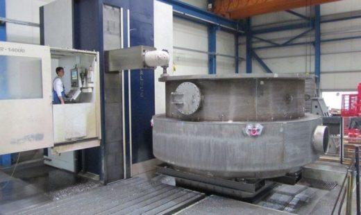 CNC Bohr- und Fräswerk Bimatec-Soraluce FR 14000